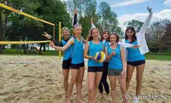Kremstalvolleys nehmen an neuer Austrian Beach Volleyball League teil - Tips - Total Regional
