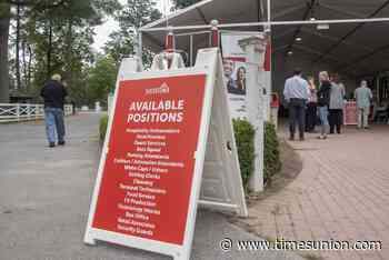 Saratoga Race Course jobs draw steady stream of applicants