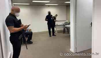 Polícia Federal deflagra a Operação Segurança Legal no Rio de Janeiro - O Documento