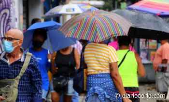 Sexta no Rio será de clima instável - Diário do Rio de Janeiro