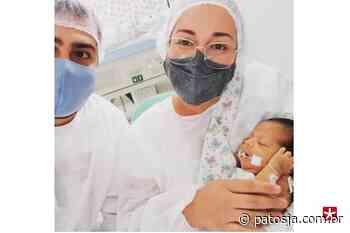 Pais pedem ajuda para custear tratamento de recém-nascida em Lagoa Formosa - Patos Já