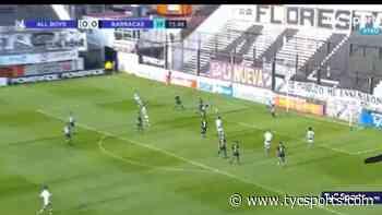 Primera Nacional: All Boys y Barracas Central no pasaron del empate en Floresta - TyC Sports