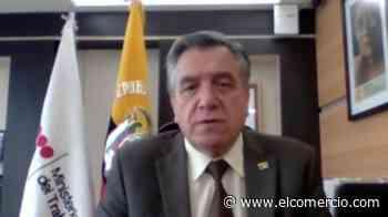 Ministro de Trabajo, Patricio Donoso, informó al Cpccs que Fausto Murillo no tiene impedimento en el Consejo de la Judicatura - El Comercio - El Comercio (Ecuador)