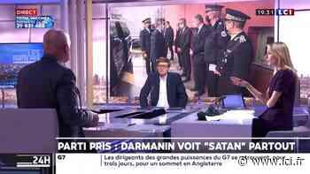 """Les partis pris : Darmanin voit """"satan"""" partout, avion écolo, com' à gogo, et avec Biden, """"Europe first"""" ! - LCI"""