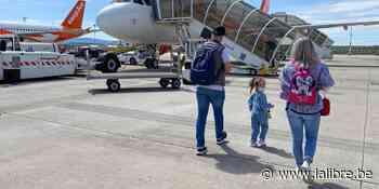 Voyages en avion : l'activité passagers en Europe pourrait atteindre 69 % de celle d'août 2019 - lalibre.be