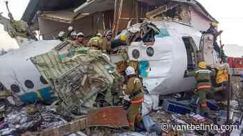 Birmanie : Au moins 12 morts dans le crash d'un avion militaire - Vant Bef Info