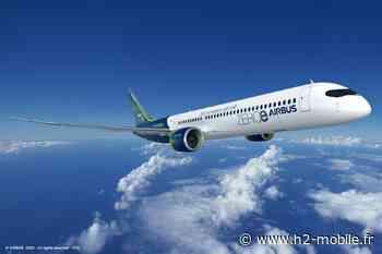Pour Airbus, l'avion à hydrogène ne décollera pas avant 2050 - H2-mobile