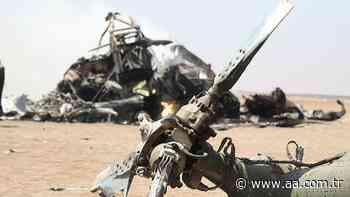 Au moins 12 morts dans le crash d'un avion militaire au Myanmar - Anadolu Agency