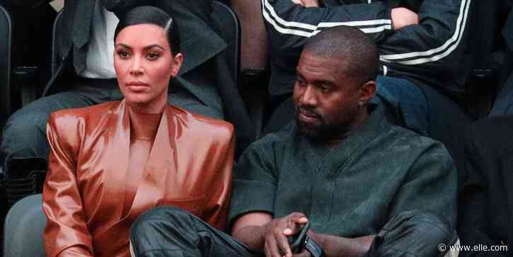 Kanye West Unfollowed Kim Kardashian and Her Family on Twitter as 'KUWTK' Finale Aired - ELLE.com