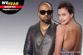 Kanye West is dating Irina Shayk, Eiza González has a new boyfriend, more - Page Six