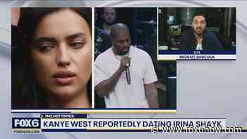 Kanye West is dating – and Ben Affleck is working and gambling in Vegas - FOX 6 Milwaukee