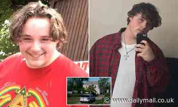 Teen, 17, charged with murdering orphaned friend stabbing him 26 times body parts found in garbage