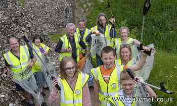 Helping Hand hires 50 more staff to meet demand as lockdown sees huge rise in litter picking efforts