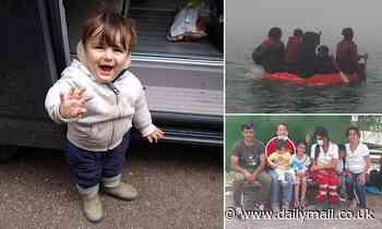 The story of Artin Iran-Nejad's perilous journey from Iran to Dunkirk to Norwegian coast