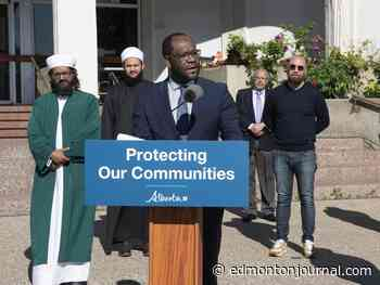 Alberta creates new grant to boost security against potential hate crimes