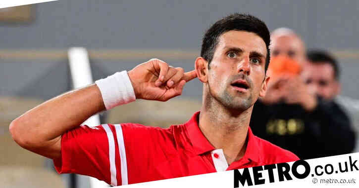 Novak Djokovic snaps remarkable Rafael Nadal unbeaten record to book French Open final spot vs Stefanos Tsitsipas