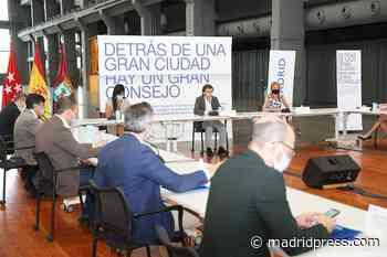Almeida y Villacís constituyen el Consejo Social de la Ciudad - Madridpress.com