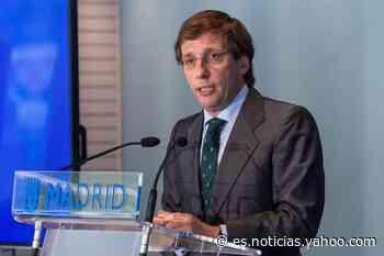 Almeida: La única forma de sobrellevar al Gobierno es con sentido del humor - Yahoo Noticias España