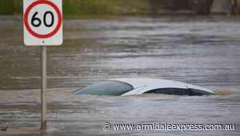 More rain forecast for flooded Vic region - Armidale Express