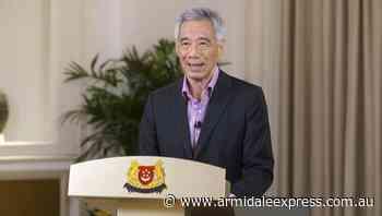 Australia, Singapore work on travel bubble - Armidale Express