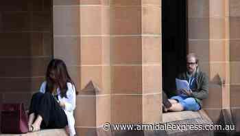 Uni peak body praises NSW student plan - Armidale Express