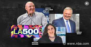 Ballmer, Zucker and West Named Among Most Influential Angelenos By LA Business Journal