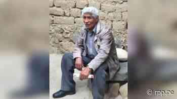 Familia pide ayuda para encontrar a anciano desaparecido en Los Olivos - RPP Noticias
