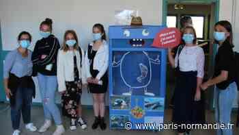 À Yvetot, le collège Albert Camus labellisé pour ses actions en faveur de l'écologie - Paris-Normandie