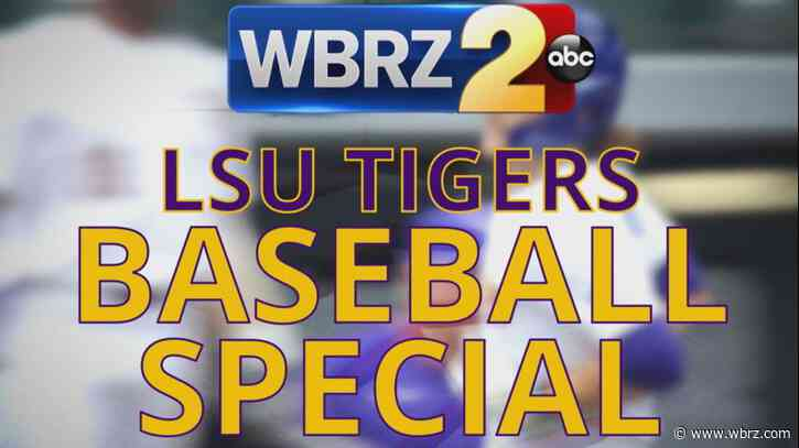 WBRZ chronicles wild LSU baseball season in special broadcast at 9:30 a.m. Saturday