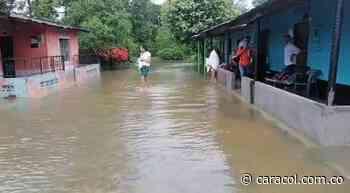 Las lluvias dejaron 200 familias damnificadas y afectadas en Puerto Wilches - Caracol Radio