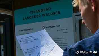 Eintritt am Langener Waldsee wird nicht verbilligt - fr.de