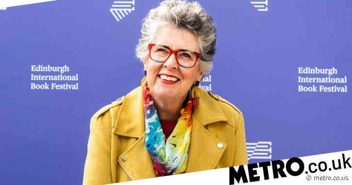 Great British Bake Off's Prue Leith made a dame in Queen's Birthday Honours