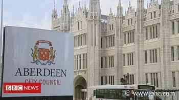 Aberdeen housing department staff taking strike action - BBC News