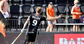 Krefelder Niklas Wellen steht mit Deutschland im Finale der Hockey-EM - Westdeutsche Zeitung