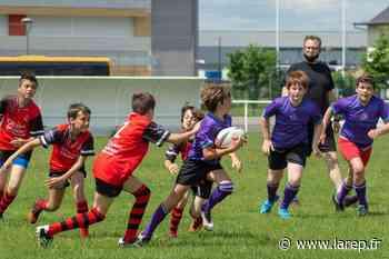 Les jeunes rugbymen avaient hâte de jouer à fond - La République du Centre