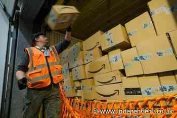 Amazon to overtake Walmart as America's biggest retailer in 2022