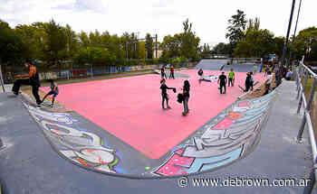 Inauguraron el nuevo Skatepark de Burzaco - Noticias De Brown