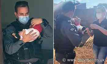 Brazilian cops rescue two-month-old boy who was 'pawned by his mother to pay $58 debt'