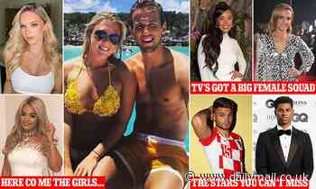 Time for Britain to have a ball! Wags, hunks and Croatian nibbles - your guide to the Euros