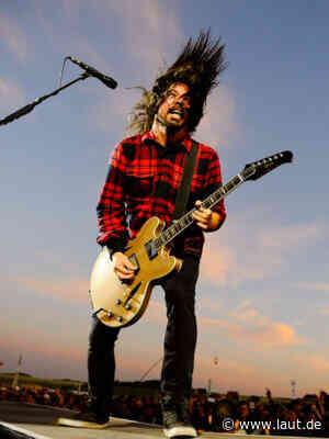 Corona: Foo Fighters-Gig nur für Geimpfte – laut.de – News - laut.de