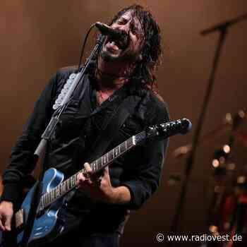 Foo Fighters wollen den Madison Square Garden rocken - Radio Vest