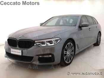 Vendo BMW Serie 5 Touring 520d Msport usata a Castelfranco Veneto, Treviso (codice 9180065) - Automoto.it