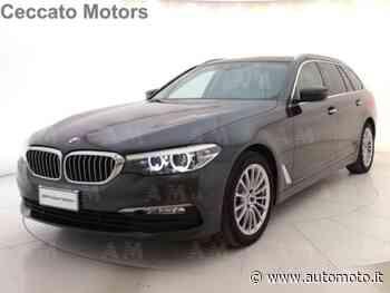 Vendo BMW Serie 5 Touring 520d Luxury usata a Castelfranco Veneto, Treviso (codice 9198058) - Automoto.it