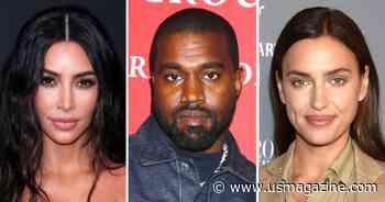 Kim Kardashian 'Knew' About Kanye West's Romance With Irina Shayk: She 'Doesn't Mind' - Us Weekly