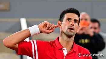 Djokovic earns rare win over Nadal at French Open to set final vs. Tsitsipas