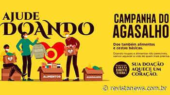 Sábado tem drive-thru da Campanha do Agasalho em Santana do Livramento - Revista News
