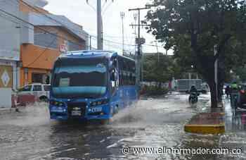 Lluvias registradas en Santa Marta, no son por temporada de huracanes - El Informador - Santa Marta