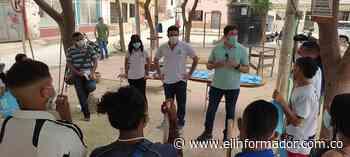 Santa Marta Vital, siembra identidad y sentido de pertenencia en los jóvenes de San Jorge - El Informador - Santa Marta