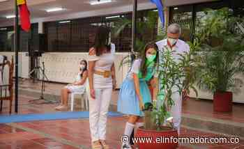 Ceremonia de la Luz en el Colegio Bilingüe Santa Marta - El Informador - Santa Marta
