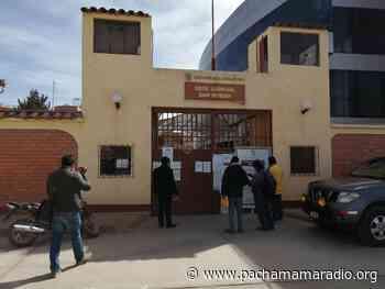Litigantes de Juliaca molestos por falta de atención en el Poder Judicial - Pachamama radio 850 AM